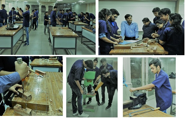 Mechanical Engineering Workshop